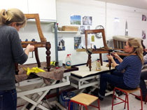 """Barnett Upholsteries Training Centre"
